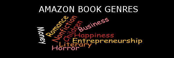 Amazon Book Genres